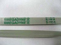 Ремінь 1197 J5 EL «Megadyne» для пральної машини Whirlpool