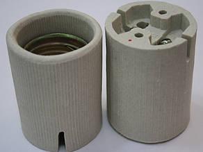 Патрон керамический E40