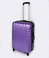 Дорожный чемодан на колесах Gravitt среднего размера