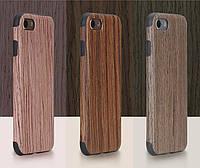 Чехол для iPhone 7 - ROCK Origin series Wood, разные цвета