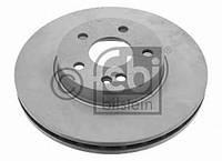 Тормозной диск передний Mercedes Vito(W639)(2003-) Febi(24076)