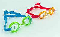 Очки для плавания ARENA AWT BUBBLE JUNIOR (детские, рисунок)
