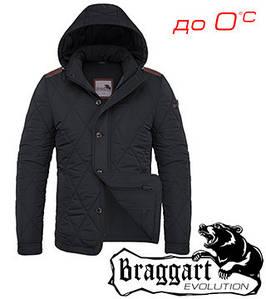 Куртка мужская демисезонная Braggart брендовая