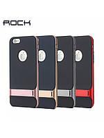 Чехол с подставкой для iPhone 7 - ROCK Royce series, разные цвета