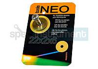 Сменное колесо для плиткореза 22х2х6 мм NEO TOOLS