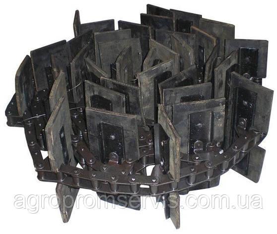 Транспортер скребковый (довг.) L 8,47 м.п. ОВИ  08.105.000, фото 2