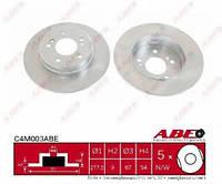 ABEC4M003ABE Тормозной диск