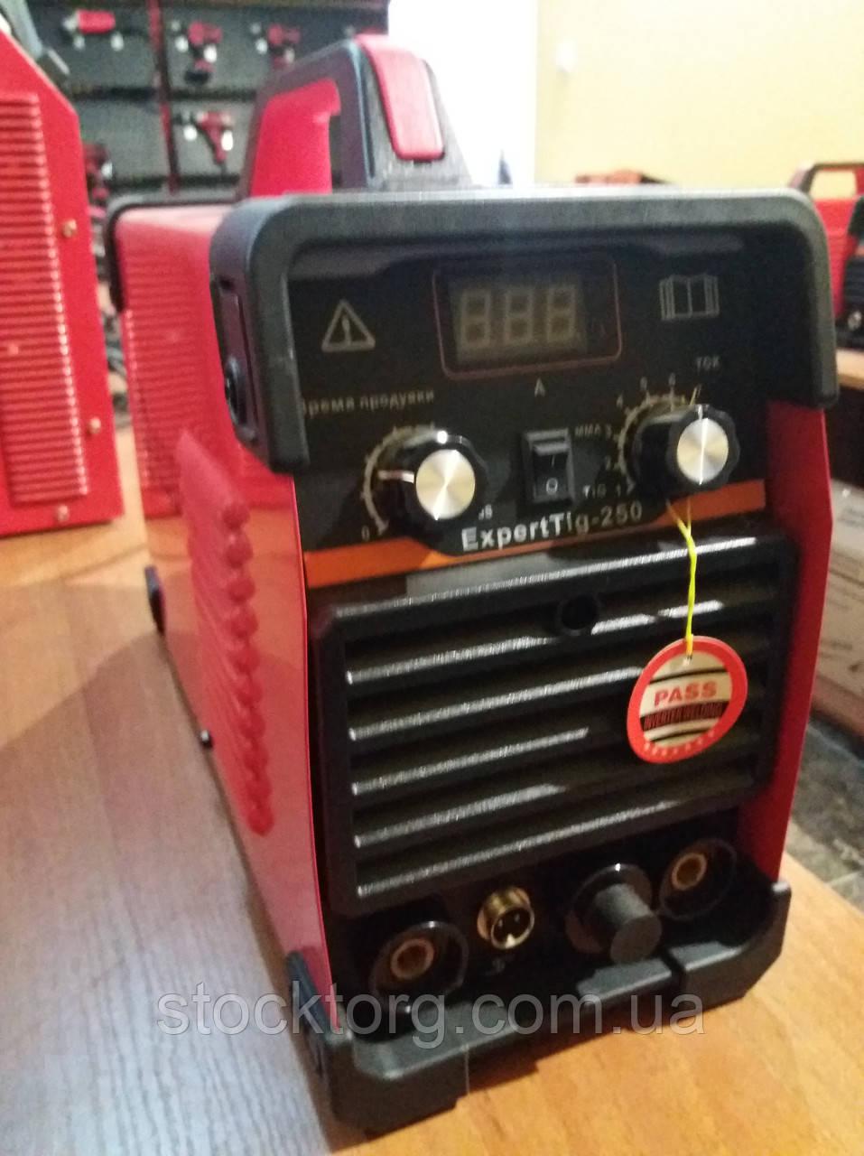 Сварочный аппарат аргонно-дуговой Edon Expert TIG 250 AC/DC