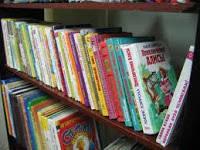 Домашня бібліотека для вашого малюка