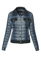 Женская весенняя демисезонная куртка под джинс