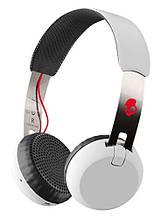 Наушники гарнитура накладные Bluetooth Skullcandy Y22 S5GBW белый