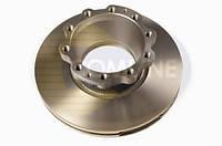 Тормозной диск задний MAN TGL, 335x34 OEM 81508030062