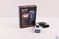 Электробритва аккумуляторная GEMEI GM-7713, мужская электрическая бритва