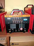 Аргонно-дугового зварювальний апарат Edon Pulsetig-315 AC/DC, фото 3