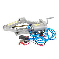 Домкрат InterTool електричний 2т, 12В