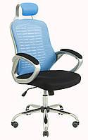 Офисное кресло ТЕНЕРИФЕ Хром (BLACK, BLUE, GREY)