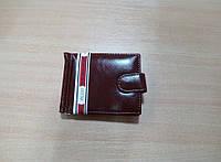Зажим для денег коричневый с монетницей