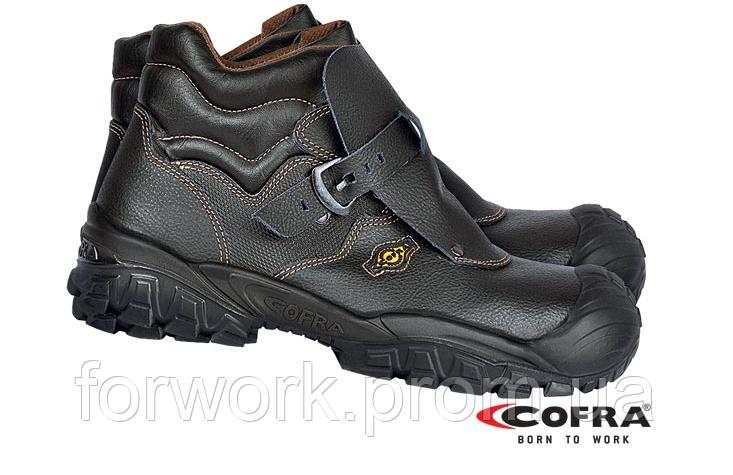 """Ботинки защитные, водонепронищаемая кожа, анатомическая форма, стальной носок. brc-tago - Интернет-магазин """"For work"""", минимальный заказ 300 грн в Луцке"""