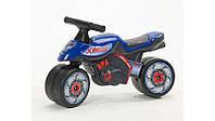 Беговел Moto X Racer Falk 401 синий