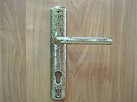 Ручка дверная Doganlar Topkapi yale золото