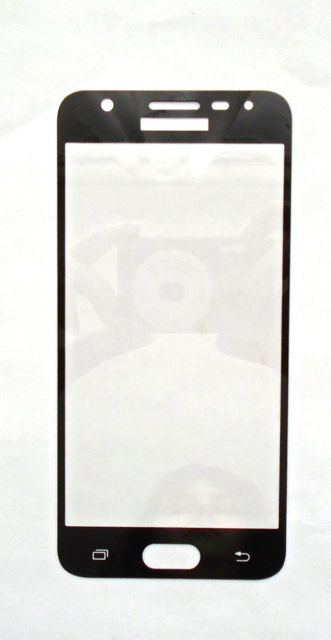 Защитное стекло Samsung Galaxy J5 Prime G570F Black 3D full Screen