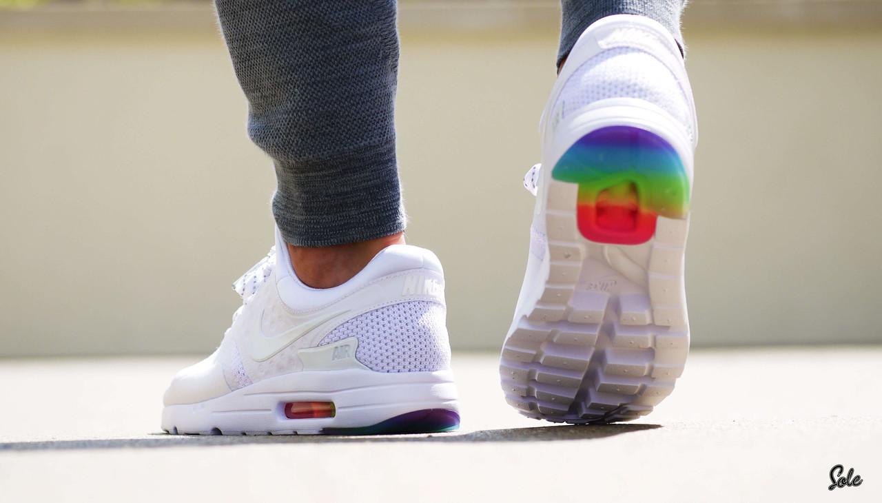 Air Max Zero Rainbow