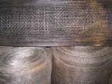 Сетка тканая низкоуглеродистая ГОСТ 3826-82 ячейка 2,50х0,5 мм  доставка