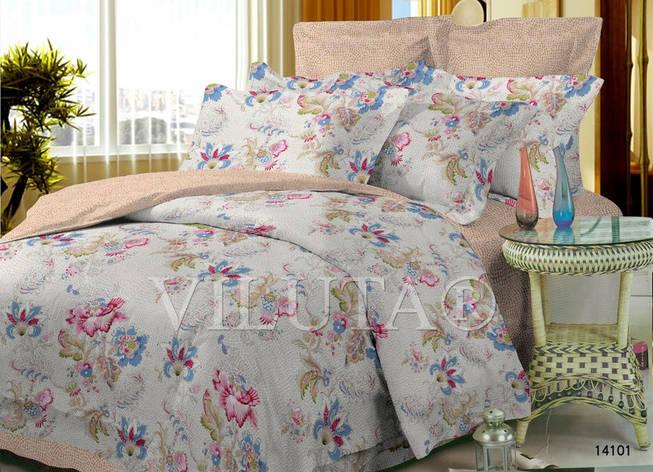 Постільна білизна Вилюта поплін двоспальний 14101, фото 2