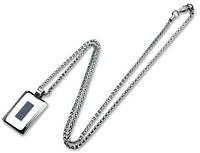 Привлекательный мужской кулон Caseti CAG30017 (6)  серебристый