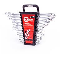 Набор ключей рожк-накид Intertool 12 шт. 6-22мм (HT-1203)