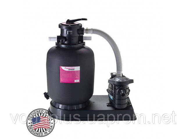 Фильтрационная установка для бассейна Hayward PowerLine (D401) 6м3/час