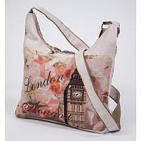 Набор для вышивания сумки Матренин Посад Лондон  9030