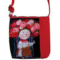 Детская сумочка для девочки с принтом Украинка Гапчинская