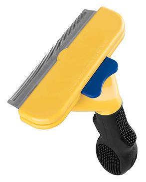 Фурминатор с кнопкой от 50 до 90 фунтов (L), фото 2