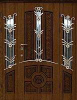 Бронированные (входные) двери: Модель №40 (для улицы)