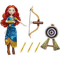 Hasbro  DPR Модная кукла принцесса Мерида и ее хобби (B9146/B9147)