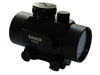 Коллиматорный прицел Tasco 1х40 с креплением 12мм, фото 1