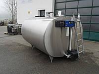 Охладитель молока Alfa Laval 1500л