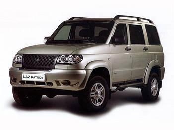 Автомобильные стекла для УАЗ 3163