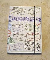 Обложка на автодокументы (экокожа, ручная работа)