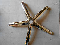 Пятиконечная крестовина  для офисного кресла CRB-03