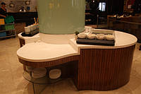 Акриловая мебель в общественном питании