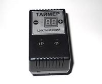 Реле времени для двигателя инкубатора (Таймер ТЦ-2 цифровой циклический 10А)