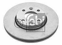 Тормозной диск передний Nissan Note(2005-2012) Febi(24165)