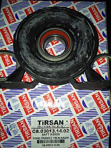 Підвісний підшипник Ford Тransit 91 -- Ø 30. TIRSAN .N 4104708