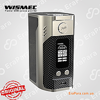 Бокс мод Wismec Reuleaux RX 300  Full Carbon (Silver)