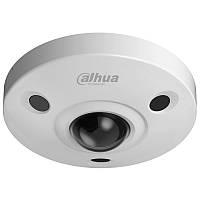 Внутренняя IP - камера рыбий глаз Dahua DH-IPC-EBW8600P