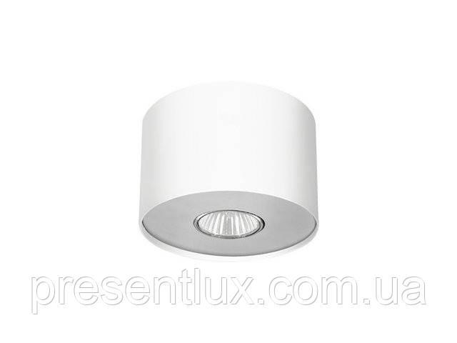 Точечный светильник 6000 POINT WHITE SILVER