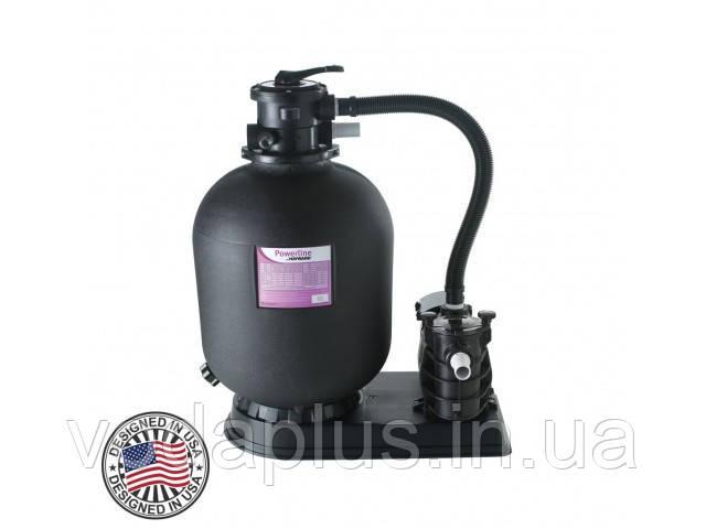 Фильтрационная установка для бассейна Hayward PowerLine (D511) с насосом 10 м3/час
