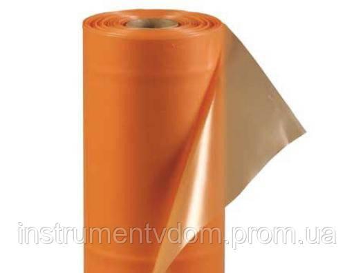 """Пленка оранжевая стабилизированная 24 месяца """"Интерком-М"""" (80 мкм, 6х50 м)"""